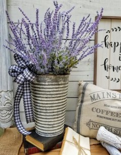 Superb Spring Home Decor Ideas With Farmhouse Style To Try Asap 23