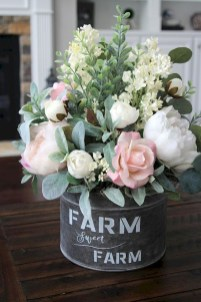 Superb Spring Home Decor Ideas With Farmhouse Style To Try Asap 28