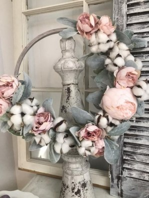 Superb Spring Home Decor Ideas With Farmhouse Style To Try Asap 35