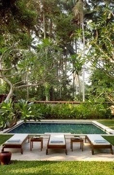 Surprising Tropical Pool Landscaping Design Ideas To Try Soon 07