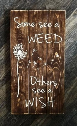 Admiring Wood Signs Design Ideas To Decor Your Home 24