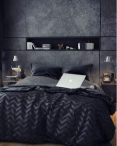 Best Bedroom Design Ideas With Black And White Color Schemes 01