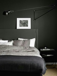 Best Bedroom Design Ideas With Black And White Color Schemes 21