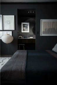 Best Bedroom Design Ideas With Black And White Color Schemes 33