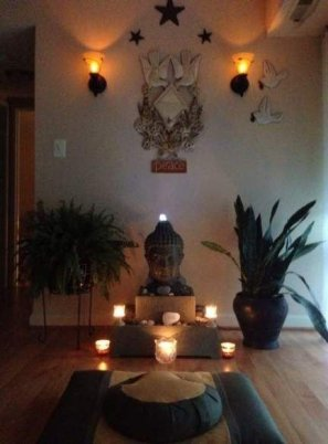 Best Yoga Room Design Ideas For Life Better And More Healthy 34