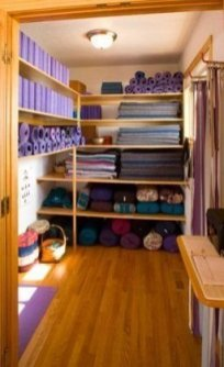 Best Yoga Room Design Ideas For Life Better And More Healthy 49