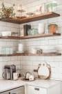 Comfy Corner Floating Shelves Design Ideas To Beautify Your Room Corner 35