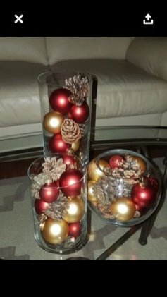 Creative Christmas Centerpieces Ideas That You Must See 15
