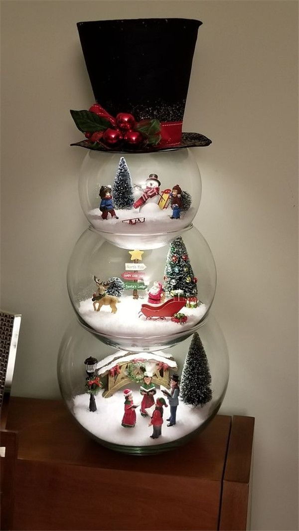 Creative Christmas Centerpieces Ideas That You Must See 19