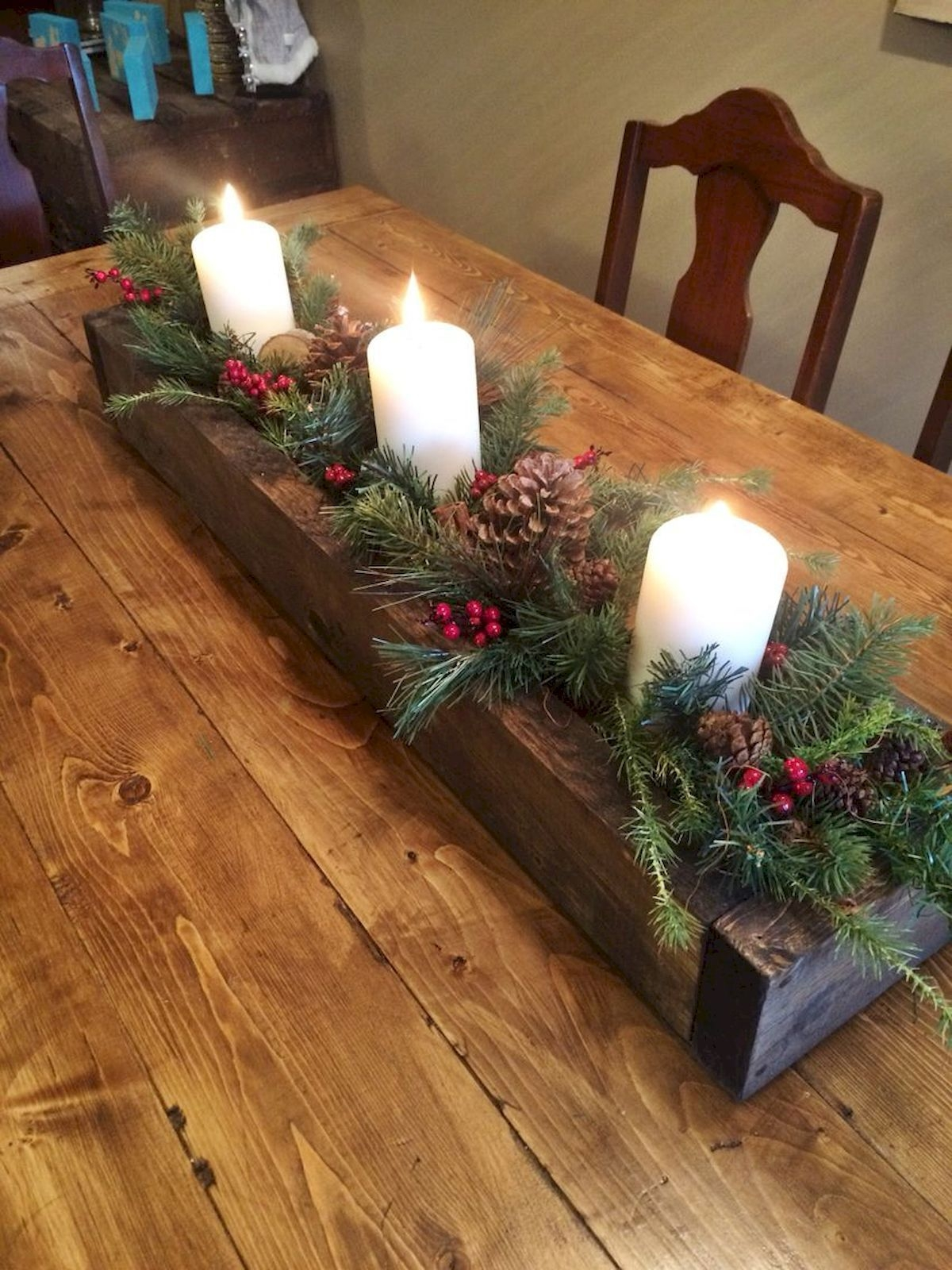 Creative Christmas Centerpieces Ideas That You Must See 32