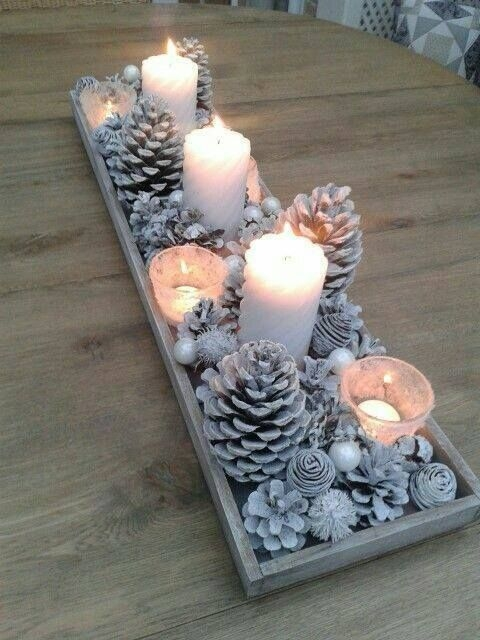 Creative Christmas Centerpieces Ideas That You Must See 45