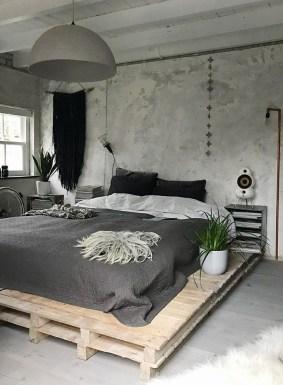 Creative Industrial Bedroom Design Ideas For Unique Bedroom 33