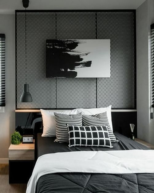 Creative Industrial Bedroom Design Ideas For Unique Bedroom 38