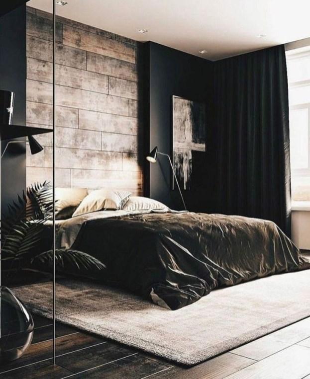 Creative Industrial Bedroom Design Ideas For Unique Bedroom 40