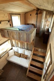 Cute Tiny House Design Ideas On Wheels That You Must Have Now 02