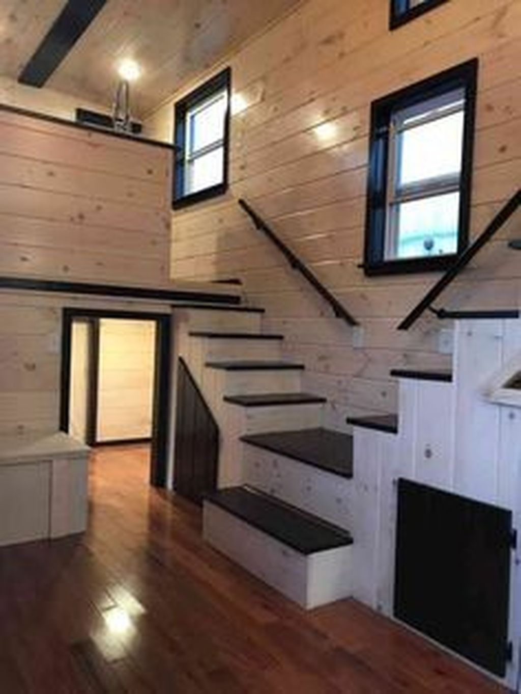 Cute Tiny House Design Ideas On Wheels That You Must Have Now 41