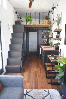 Cute Tiny House Design Ideas On Wheels That You Must Have Now 46