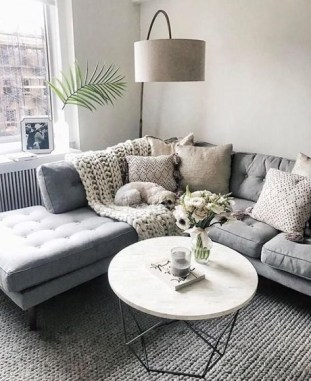 Fancy Sofa Design Ideas For Minimalist Living Room To Try 18