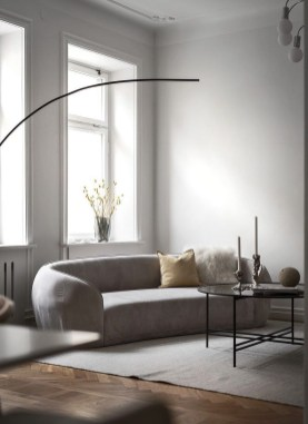 Fancy Sofa Design Ideas For Minimalist Living Room To Try 28