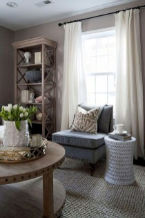 Favorite Living Room Curtain Design Ideas To Enhance Your Living Room 01