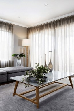 Favorite Living Room Curtain Design Ideas To Enhance Your Living Room 17