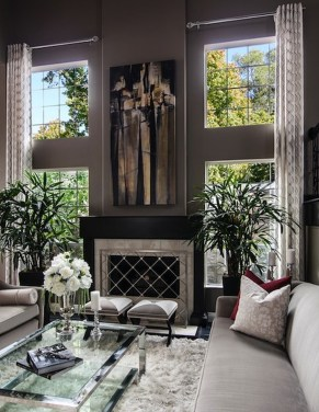 Favorite Living Room Curtain Design Ideas To Enhance Your Living Room 36