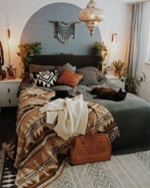 Glamorous Bohemian Bedroom Design Ideas Must You Try Now 01