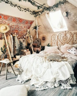 Glamorous Bohemian Bedroom Design Ideas Must You Try Now 07