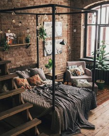 Glamorous Bohemian Bedroom Design Ideas Must You Try Now 19