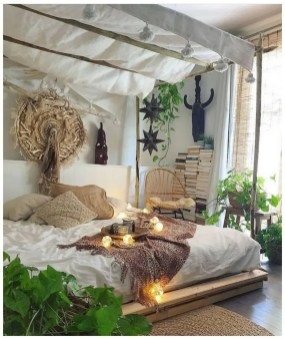 Glamorous Bohemian Bedroom Design Ideas Must You Try Now 26