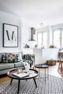 Gorgeous Nordic Living Room Design Ideas You Should Have 06