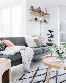 Gorgeous Nordic Living Room Design Ideas You Should Have 12
