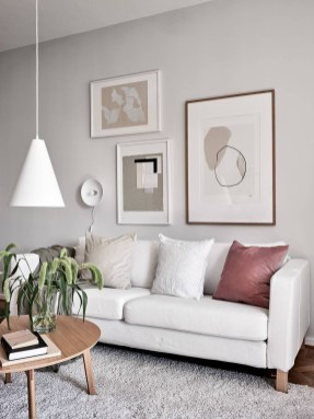 Gorgeous Nordic Living Room Design Ideas You Should Have 35