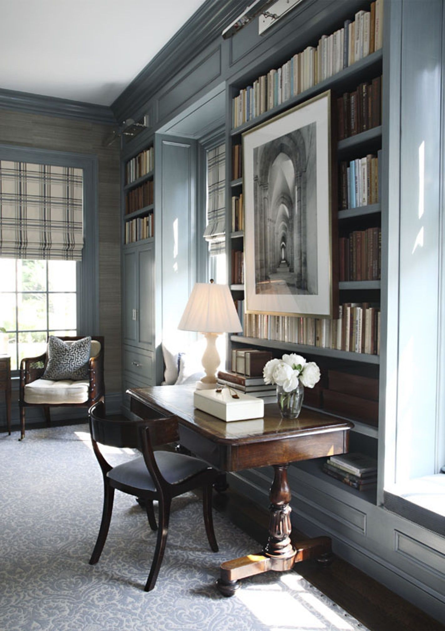 Gorgeous Traditional Small Home Office Design Ideas For You To Have 01