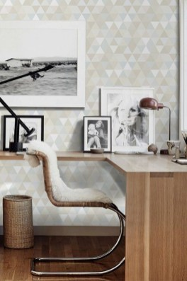 Gorgeous Traditional Small Home Office Design Ideas For You To Have 24