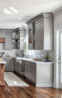 Impressive Kitchen Cabinet Design Ideas For Your Inspiration 37
