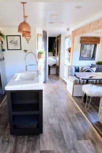 Incredible Rv Motorhome Interior Design Ideas For Summer Holiday 04