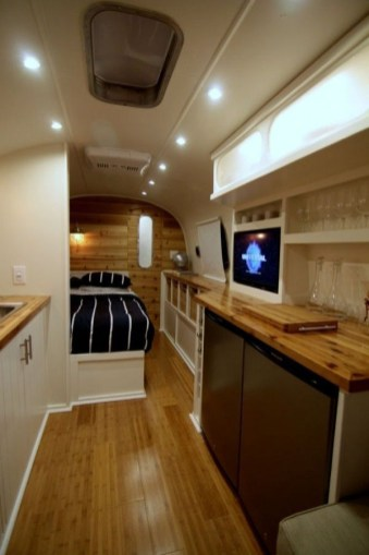 Incredible Rv Motorhome Interior Design Ideas For Summer Holiday 38