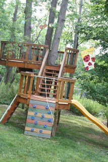Lovely Diy Playground Design Ideas To Make Your Kids Happy 29