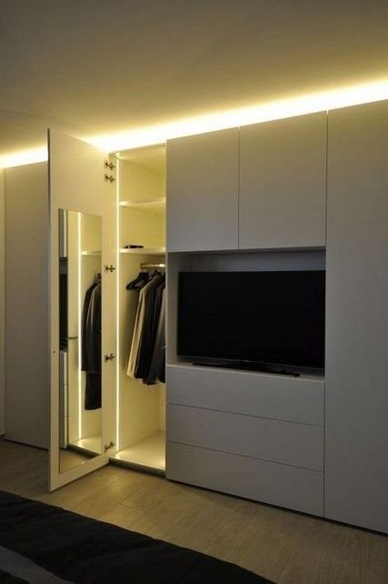 Marvelous Bedroom Cabinet Design Ideas For Your Home Inspiration 16