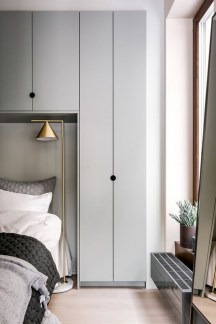 Marvelous Bedroom Cabinet Design Ideas For Your Home Inspiration 30