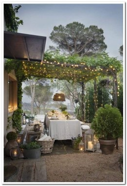 Popular Winter Patio Decorating Ideas To Try Asap 08