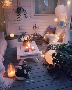 Popular Winter Patio Decorating Ideas To Try Asap 29