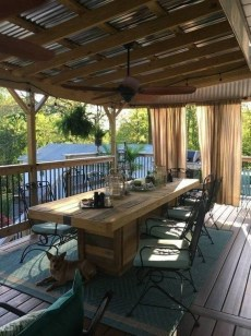 Popular Winter Patio Decorating Ideas To Try Asap 32