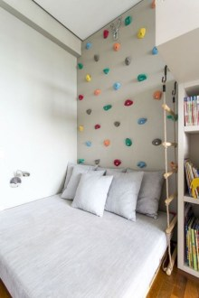Adorable Bedroom Kids Design Ideas That Looks So Funny 10