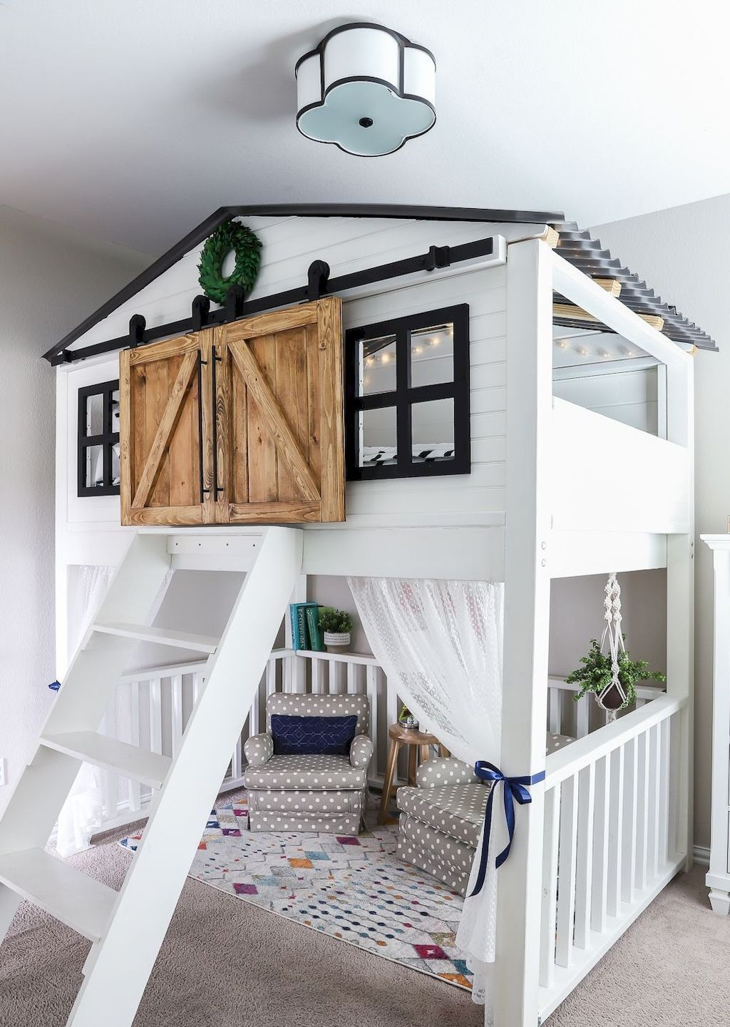Adorable Bedroom Kids Design Ideas That Looks So Funny 28
