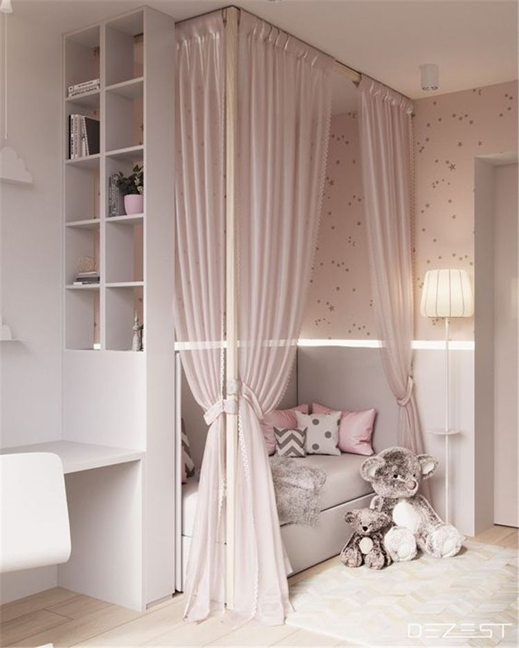 Adorable Bedroom Kids Design Ideas That Looks So Funny 39
