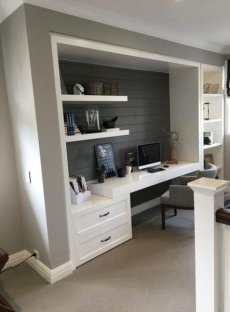 Astonishing Small Home Office Design Ideas To Try Today 02