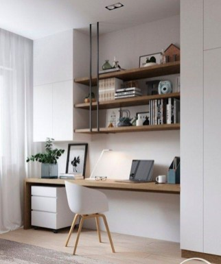 Astonishing Small Home Office Design Ideas To Try Today 08