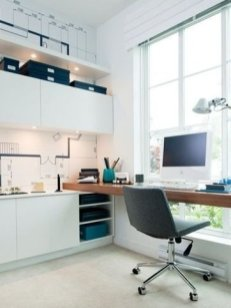 Astonishing Small Home Office Design Ideas To Try Today 14